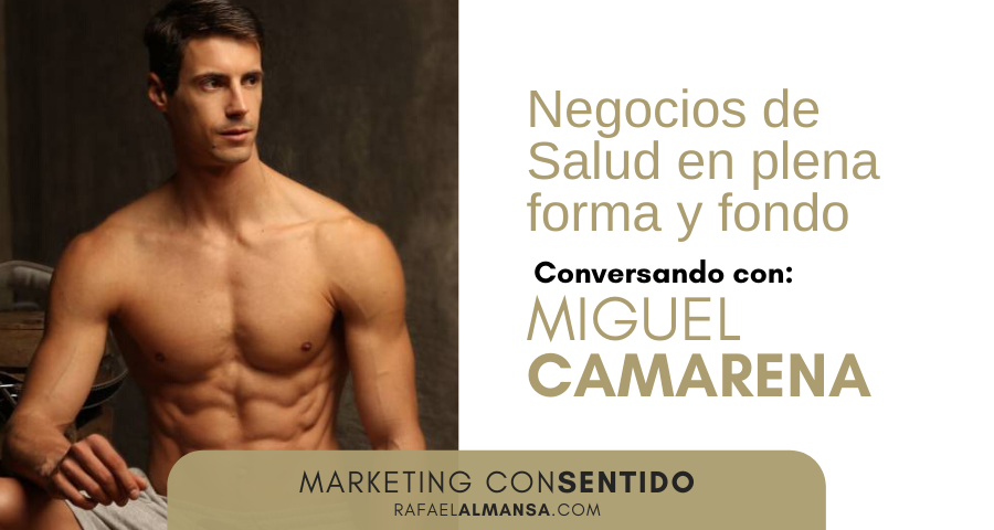 Rafael Almansa entrevista a Miguel Camarena